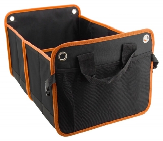 Organizér do kufru 54x34cm Compass ORANGE
