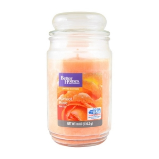 Better Homes - vonná svíčka Apricot Rose Water (510g)