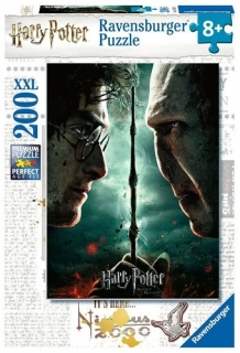 RAVENSBURGER Puzzle Harry Potter vs. Voldemort XXL 200 dílků